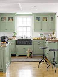 green kitchen cabinets pictures this massachusetts beach bungalow is our summer dream home green