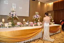 wedding backdrop kuala lumpur is all about experiences happily after begins