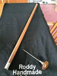 Glass Doorknob Roddy Handmade Knives