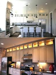 above kitchen cabinets ideas above kitchen cabinets add cabinets with glass doors and