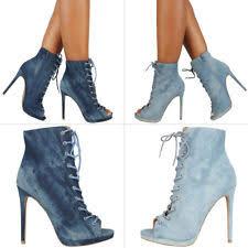 womens boots ebay canada womens denim boots ebay