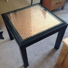 ikea lack tables penny topped ikea lack side table ikea hackers