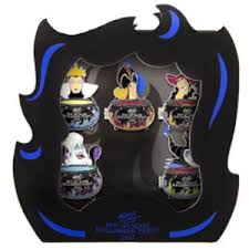 your wdw store disney boxed pin set mickey u0027s not so scary