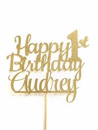 birthday cake topper happy birthday cake topper custom birthday cake topper
