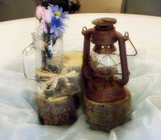 Western Style Centerpieces by Country Western Theme Backdrop For Photos Wedding Decorations