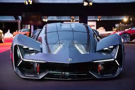 concept car of the fashion week design auto festival automobile international