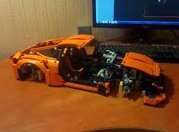 lego porsche 911 gt3 rs радость взрослого ребенка lego technic 42056 porsche 911 gt3 rs