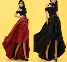 high waisted skirt fashion high waist skirts party tutu skirt dovetail maxi