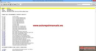 mack granite cv 713 parts manual auto repair manual forum