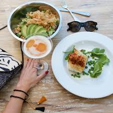 lexus sharon yelp halibut and fresh farm salad pc brenda wasylucha the malibu