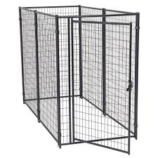 low profile 5 ft outdoor pet gazebo dog kennel 23200 the home depot