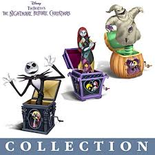 disney figurine the nightmare before in the
