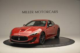 maserati granturismo 2014 2014 maserati granturismo mc stock m1901a for sale near