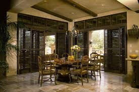 Plantation Shutters For Patio Doors Patio Door Solutions You U0027ll Love