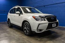2016 subaru forester lifted 2016 subaru forester xt awd northwest motorsport