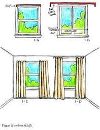Easy Way To Hang Curtains Decorating Curtain The Easy Way To Hang Your Curtains Love Pomegranate