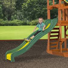 backyard discovery atlantis cedar wooden swing set pictures with