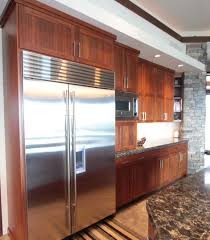 Full Overlay Kitchen Cabinets by Affordable Custom Cabinets Showroom
