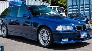 bmw car auctions walk around test drive 1999 bmw e36 328i touring motorsport