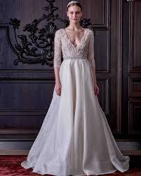 monique lhuillier spring 2016 bridal show martha stewart weddings