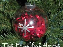 three easy christmas handmade ornaments my fruitful home
