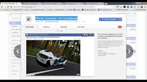 how to zoom in out on facebook photos photo zoomer for facebook