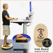 are standing desks good for you standing desk balance board indo board with indoflo cushion