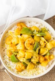 curry shrimp with pineapple frugal mom eh