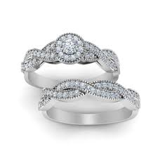 infinity wedding rings halo infinity wedding ring set in 950 platinum fascinating diamonds
