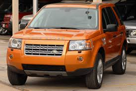 orange land rover discovery land rover freelander review and photos