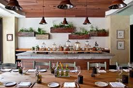 Indoor Kitchen Refreshing Indoor Kitchen Garden Decor Ideas Using Long Boxes