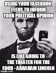 lincoln political opinions imgflip