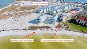 Seaside Florida Map by 9 A Seaside Circle Navarre Fl Mls 769814 Santa Rosa Beach