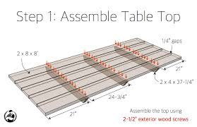 Plans To Build A Picnic Table by Wheelchair Accessible Picnic Table Rogue Engineer