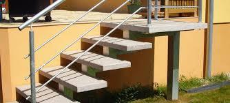 treppe auãÿen fimexo außentreppen aussen treppen home
