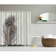 95 Inch Shower Curtain Extra Long Shower Curtains