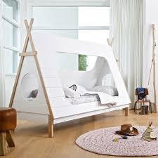 kids double desk kids teepee cabin bed in white solid pine kids design cardboard