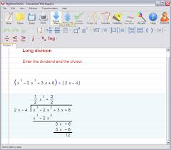 long division symbol process of long division kelpies