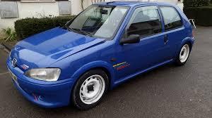 peugeot 106 1998 peugeot 106 rallye s2