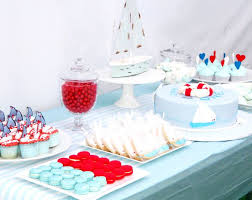 Nautical Party Theme - 28 best nautical dessert table ideas images on pinterest