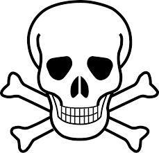 file death skull svg wikimedia commons