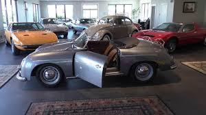 vintage porsche 356 1957 porsche 356 speedster replica walk around u0026 start up youtube