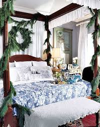 New Year Bed Decoration by Stylish Decoration Idea Bedroom For Christmas And New Year Home