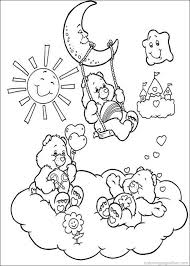 care bears coloring pages 48 care bears care bears