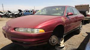 junkyard find 2000 oldsmobile intrigue gls phoenix open edition