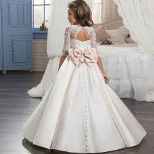 kids wedding dresses party dresses for 10 12 party dress infant sleeve