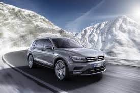 volkswagen tiguan confirmed the old volkswagen tiguan will become the tiguan limited