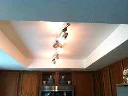 Kitchen Fan Light Fixtures Clip On Ceiling Light Shade Home Depot With Lights Fan Globes And