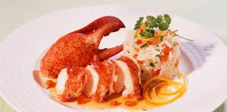 homard cuisine homard au zeste d orange recette sur cuisine actuelle