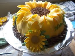 best 25 sunflower birthday cakes ideas on pinterest sunflower